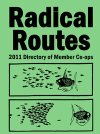 Radical Routes directory 2011 cover